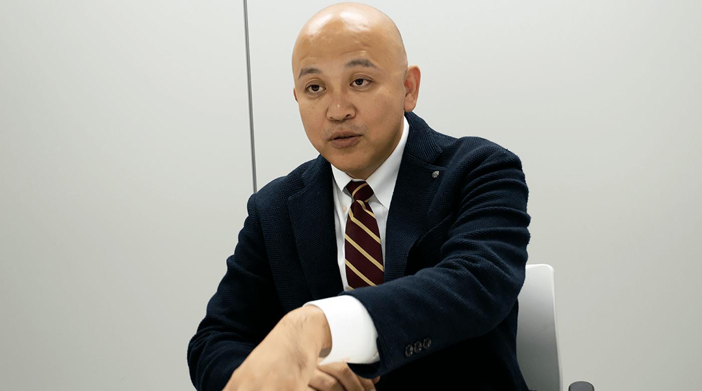 取締役 経営推進部 部長 池浦良祐様
