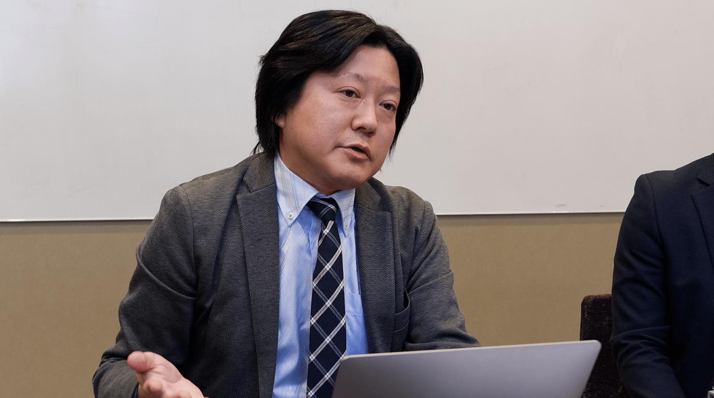 株式会社ビズリーチ 事業承継M&A事業部 UXグループ プロデューサー 髙橋 與和様