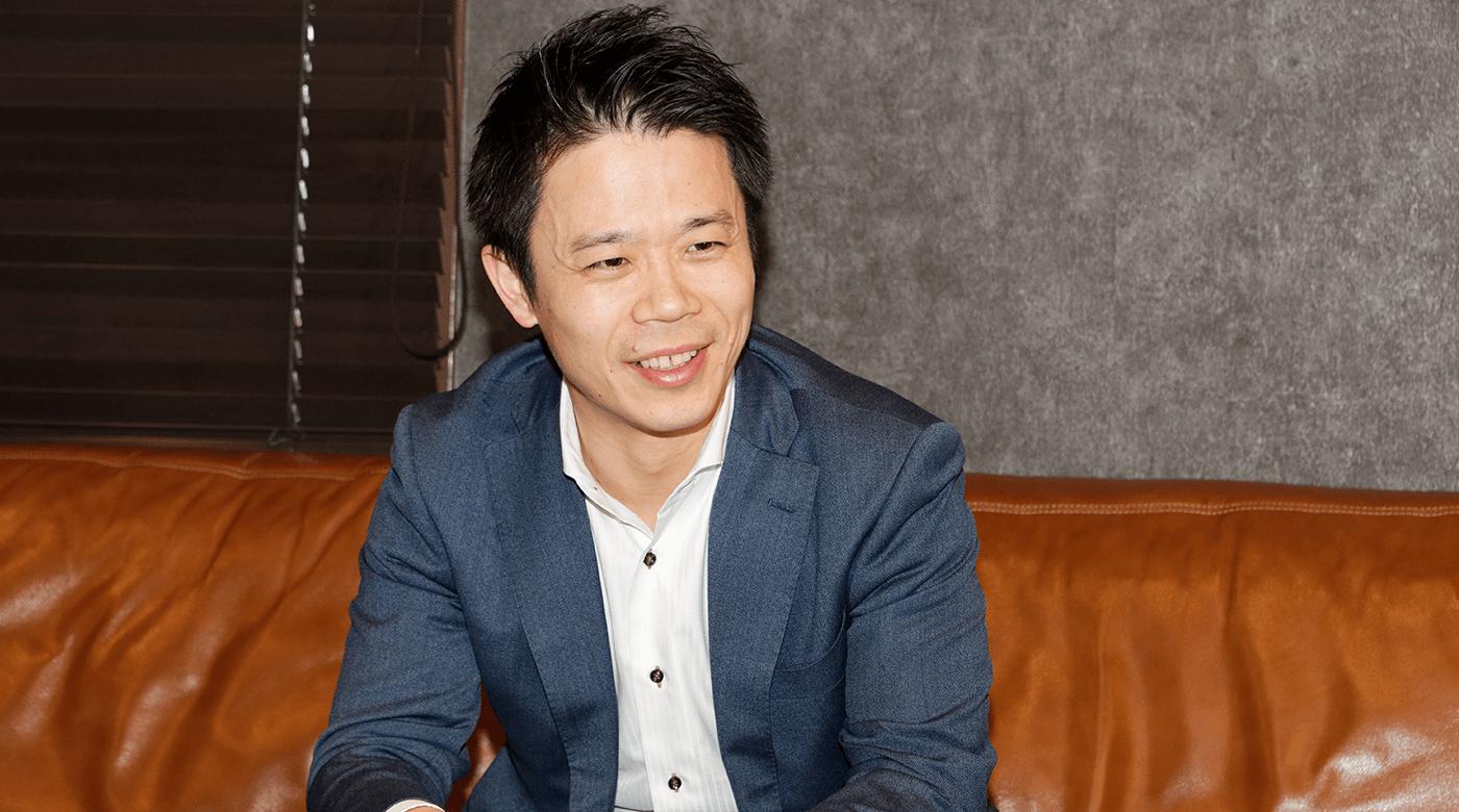Peach株式会社 代表取締役 尾崎 隼一郎様