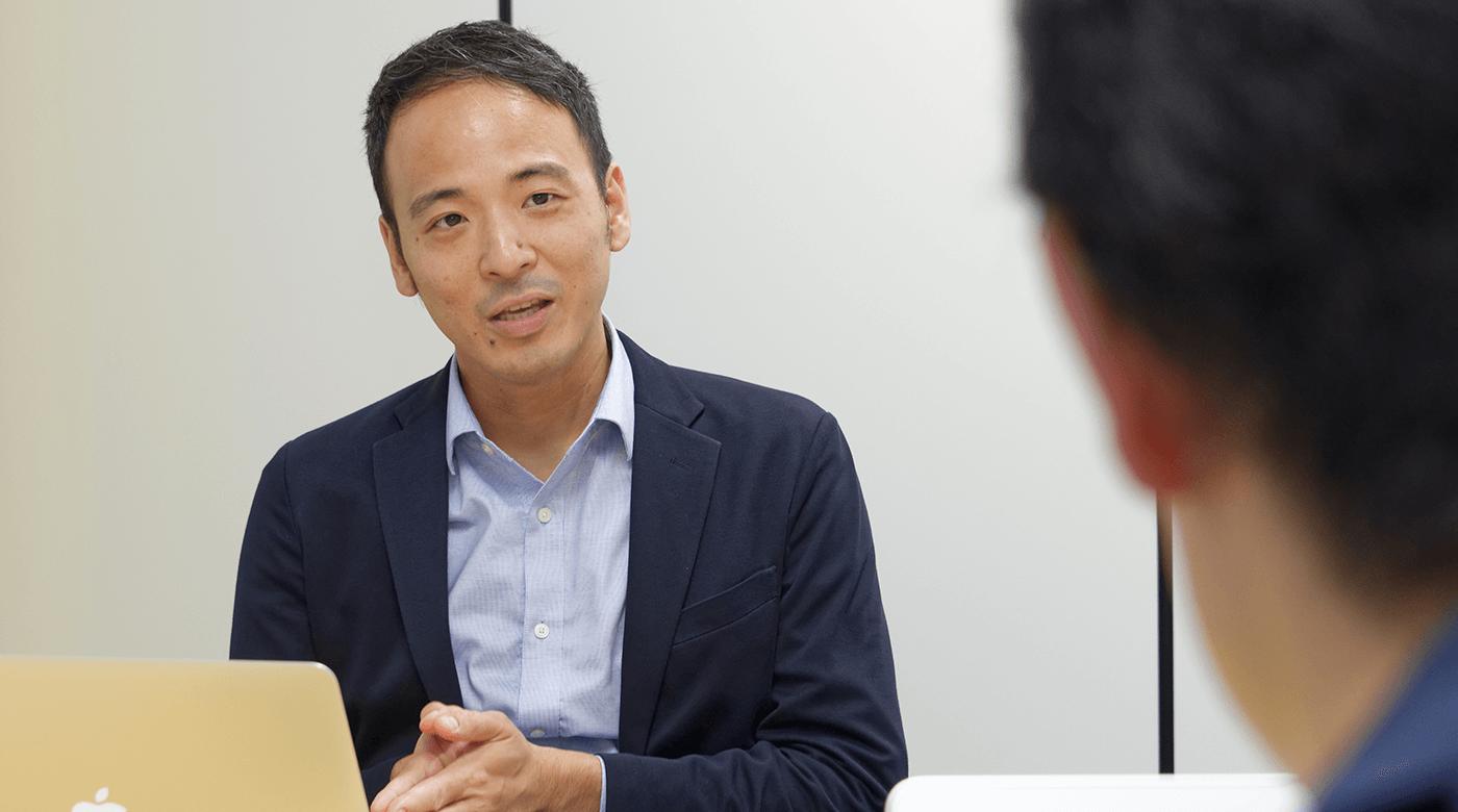 株式会社SCRAP 法務弁護士 山辺哲識様
