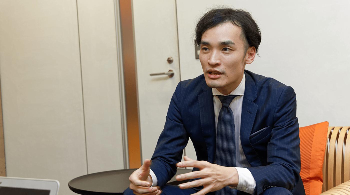 株式会社タイカ コーポレートサポート本部 人事総務部 主任 山下俊様